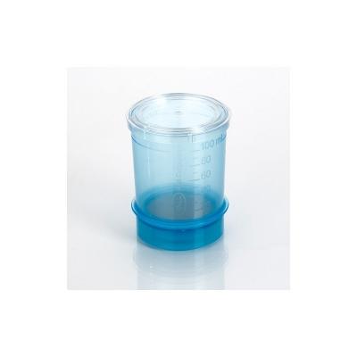 Monitores De Bebidas Microcheck Membrana Negra Metricel, De 0.8 Um, Negra Con Líneas De Cuadrícula, Capacidad De 100 Ml, 50/caja
