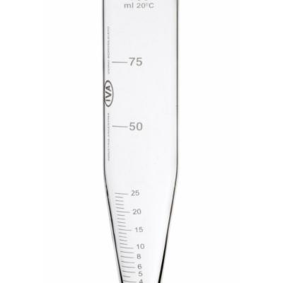 Tubos De Centrífuga Tipo A.s.t.m. D-91 Y D-96 Y A.p.i. 2500 De 100 Ml.á(mínimo Y Múltiplo De 3 Un)