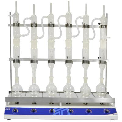 Batería De Extracción Tipo Sebelin (6 Pruebas)