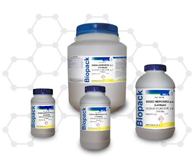 /sodio Hidroxido P.a. X 250 G