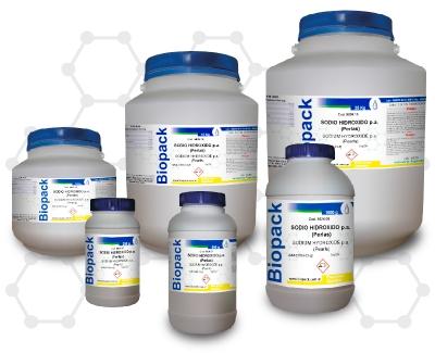 /sodio Hidroxido P.a. (perlas) X 500 G