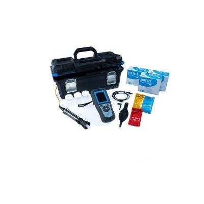 Medidor Portátil Específico De Ph/orp/mv Hq1110, Con Electrodo De Ph De Gel, Robusto, Cable De 5 M
