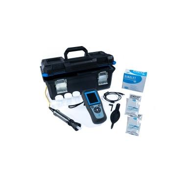 Multímetro Portátil Hq2100, Con Electrodo De Conductividad, Robusto, Cable De 5 M