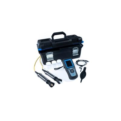 Multímetro Portátil Hq2200, Con Electrodos De Ph Y Oxígeno Disuelto, Robustos, Cable De 5 M